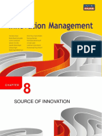 Sources of Innovation