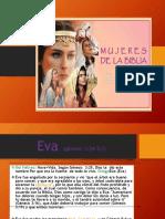 Mujeres de la Biblia.pptx