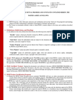 05110 FO6 PECB Trainer Agreement