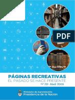 200000_Páginas recreativas 20 - Origenes de la Biblioteca del Ministerio de Agroindustria