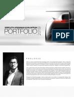 Sreejith Krishnan Kunjappan_Design Portfolio 2019