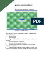 Manual Básico Configuración de Repetidores