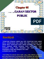 Chapter 005 Anggaran Sektor Publik