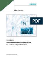How to Install and Configure a Simplex Server
