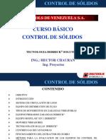 Curso Básico de Control de Sólidos