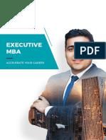 Executive MBA 2018 SP Jain School of Global Management