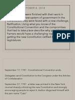 federalists   anti federalists - student