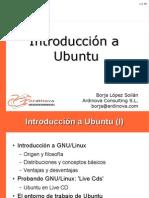 Introduccion a Ubuntu
