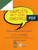 CARTILLA 1 CONFLICTO NO ES IGUAL A VIOLENCIA ok.pdf