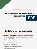 2_Cresterea Si Dezvoltarea Economica