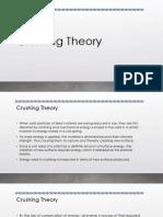 Crushing Theory