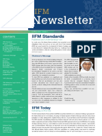 IIFM Newsletter, March 2017 Issue 1