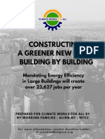 Constructing a Greener New York Building by Building - April 2019