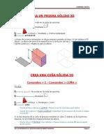 Crea Un Prisma Sólido 3d 20.11.15