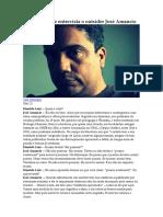 Entrevista com José Amancio