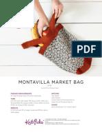 montavila market bag