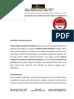 Ação de Alimentos Camila Sarmento (Lucimara) - Copia