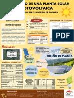 Planta solar fotovoltaica en el distrito de Pacora