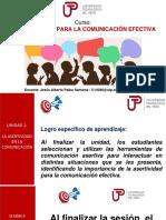 Sesión 4 Desarrollo de La Asertividad Comunicativa Abril 2019
