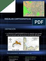 ESCALAS-CARTOGRÁFICAS