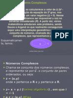 Matemática PPT - Números Complexos