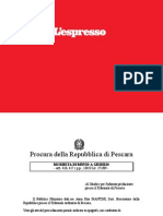 PROCESSO BUSSI. RICHIESTA RINVIO A GIUDIZIO PM ANNARITA MANTINI (Dall'Espresso)