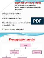 Optical Fiber Overview