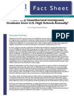 UnauthorizedImmigrant HS Graduates FactSheet