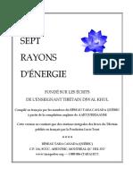 les 7 rayons d'énergie Djwal khul.pdf