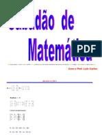 Matemática PPT - Sabadao