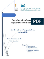 L'Organisation Industrielle Final