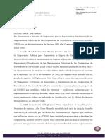 Comentarios a Borrador de Reglamento Para La Supervisión y Fiscalización de Las Negociaciones Colectivas de Las Cooperativas de Proveedores de Servicios de Salud ) (1)