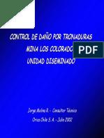 Control Daño FeD
