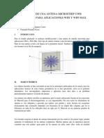 Analisis Antena
