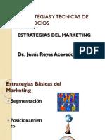 Estrategias y Tecnicas de Negocios -Reyes