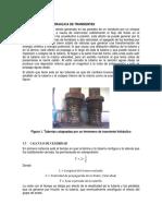 Modelación Hidraulica de Transientes Hidráulicos Ita