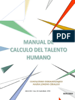Manual de Calculo de Talento Humano