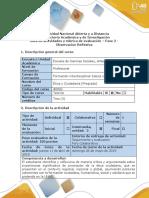 Guía de Actividades y Rúbrica de Evaluación - Fase 2 - Observación Reflexiva (1)