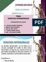 Trabajo de Derecho Civil V