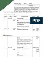 4ºB_Planificación+marzo_Inglés