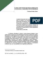 DABAT, Christine. A transferência dos conceitos de feudalismo e de modo de produção feudal a regiões não-europeia.pdf