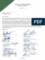 MO Delegation Letter to President Flood Emergency Declaration