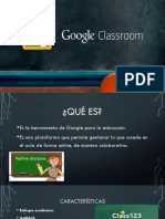 plataforma Classrom