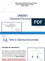 Unidad i Sistemas Estructurales