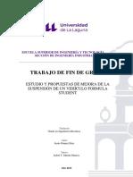 Estudio y propuestas de mejora de la suspension de un vehiculo Formula Student..pdf