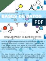 2. Funciones de Bases de Datos en Excel