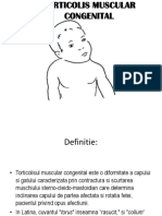 TORTICOLIS MUSCULAR CONGENITAL.pptx
