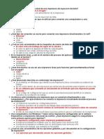 IT Essentials (ITE v6.0) Capítulo 11 Respuestas Al Examen 100% 2016