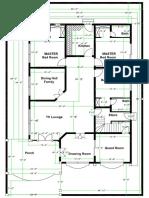 Home Plans 2D
