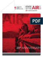 2019 State of the Air Report